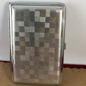 Vintage Glitz Cigarette or Stash Case